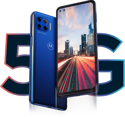 moto g 5g plus com tecnologia 5g