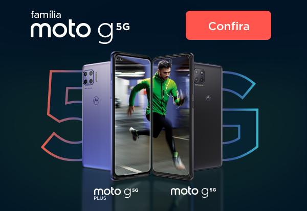 [ ON ] Familia Moto G 5g - 10/12