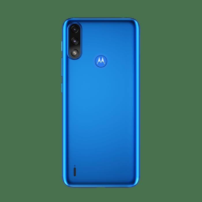Smartphone-Moto-E7-Power-32GB-Imagem-Traseira-Azul-Metalico-foto-3