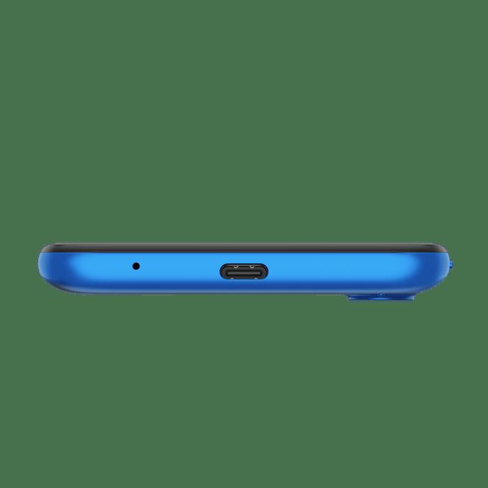 Smartphone-Moto-E7-Power-32GB-Imagem-das-entradas-Azul-Metalico-foto-4