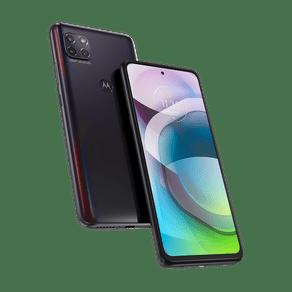 Imagem-frontal-curvada-smartphone-moto-g-5g-preto-prisma