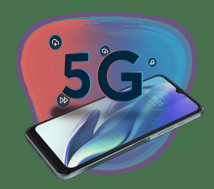 moto g 50 5g com tecnologia 5g