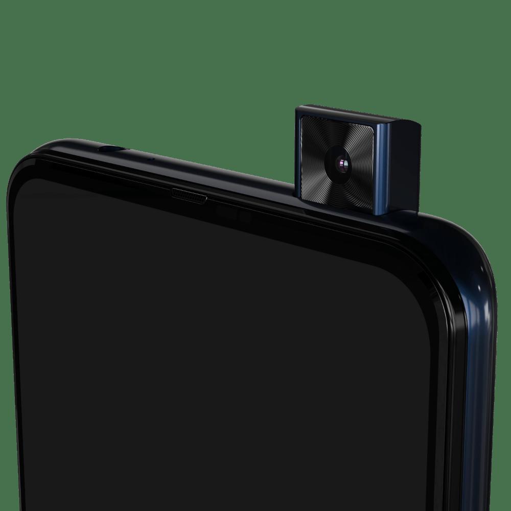 motorolaone hyper com câmera pop-up