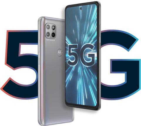 moto g 5g com tecnologia 5g