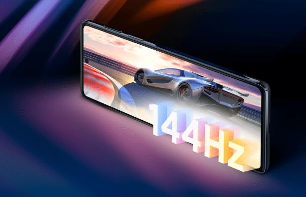 Descubra a tela OLED com 144 Hz