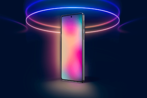 Imagem demonstrando a integração do Ready For com o Smartphone g100