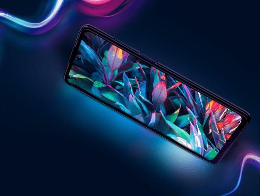 Explore a tela nítida, linda e cheia de cores